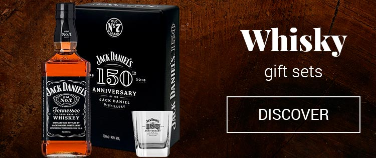 Whisky gift sets