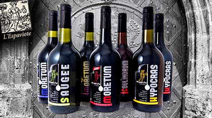 Alcools médiévaux