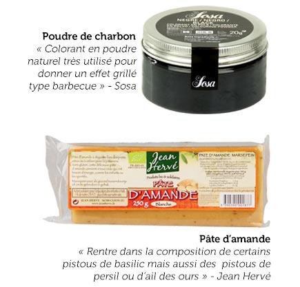 Sélection de produits Cyril Attrazic